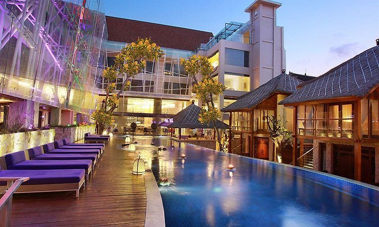 Grand Mega Resort Spa Bali Kuta Bali